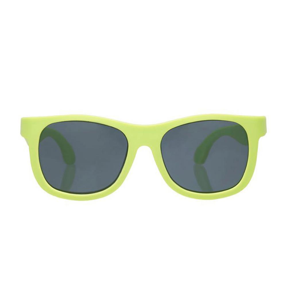 Babiators Солнцезащитные очки Original Navigator Junior (0-2), лайм
