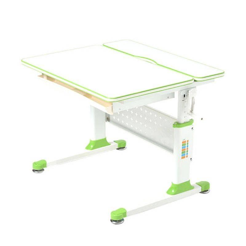 Rifforma Парта-трансформер Comfort-80, цвет белый/белый/зелёный