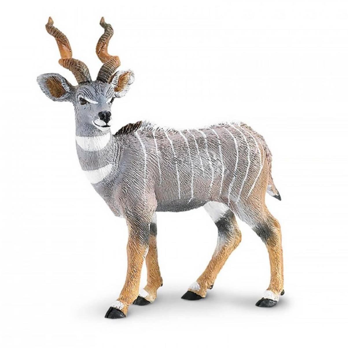 Купить Safari Ltd. Фигурка антилопы Малый куду , Китай