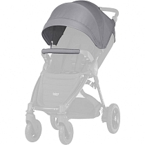 Britax Roemer Капор Steel Grey для коляски B-Agile/ B-Motion 4 Plus