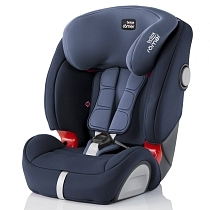 Картинка Britax Roemer Автокресло Evolva 123 SL SICT Moonlight Blue Trendline, синий от магазина gnom.land