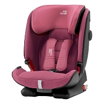 Britax Roemer Автокресло Advansafix IV R Wine Rose Trendline, розовый