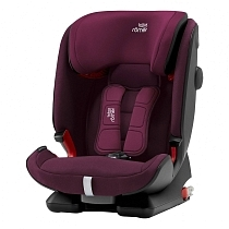 Britax Roemer Автокресло Advansafix IV R Burgundy Red Trendline, бордовый
